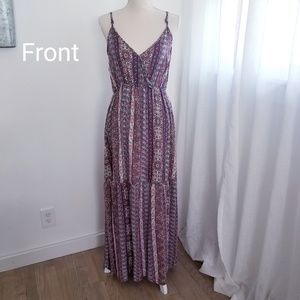 NWT New Look | Boho Strappy Maxi dress (A34)